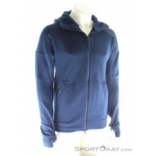 adidas Z.N.E. Hoody 2 Herren Trainingssweater-Blau-S