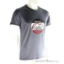 Chillaz Retro Herren T-Shirt-Schwarz-M