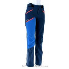 Ortovox Westalpen Softshell Damen Outdoorhose-Blau-S