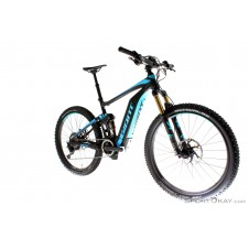 Giant Full-E+ 0 Pro 2018 E-Bike Trailbike-Schwarz-M