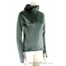 Houdini Power Houdi Damen Outdoorsweater-Grau-M