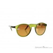Gloryfy Gi8 Panto Olive Sonnenbrille-Oliv-Dunkelgrün-One Size