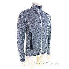 Ortovox Fleece Space Dyed Jacket Herren Fleecejacke-Grau-M