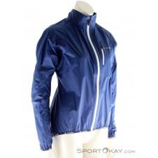 Vaude Drop Jacket III Damen Bikejacke-Blau-S