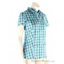 Mammut Kirsi Shirt Damen Outdoorbluse-Weiss-XS