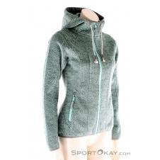 Icepeak Lida FZ Hoodie Damen Freizeitsweater-Blau-34