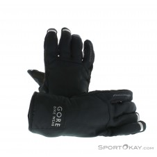 Gore Bike Wear Windstopper Thermo Handschuhe-Schwarz-8