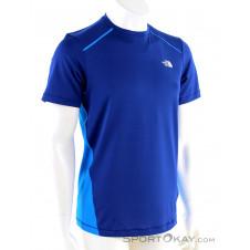 The North Face Apex Herren T-Shirt-Blau-S