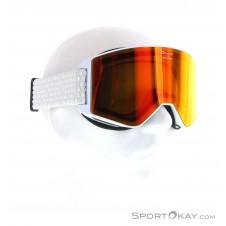 Alpina Narkoja Skibrille-Weiss-One Size