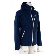 Jack Wolfskin Eagle Peak Jacket Damen Outdoorjacke-Blau-S