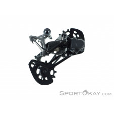 Shimano XTR 12-Fach Schaltwerk-Schwarz-One Size