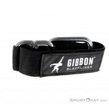 Gibbon Slowrelease Slackline Zubehör-Schwarz-One Size