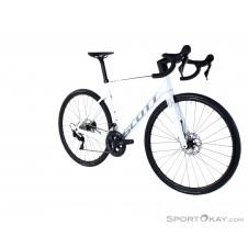 """Scott Addict RC 40 28"""" 2021 Rennrad-Weiss-M"""