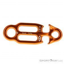 Climbing Technology Groove Sicherungsplatte-Orange-One Size