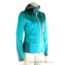 Ortovox Pala Jacket Damen Outdoorjacke-Blau-S