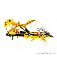 Grivel Rambo 4 Cramp-O-Matic Steigeisen-Gelb-One Size