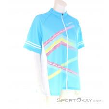 Löffler Ribbon Damen T-Shirt-Blau-40