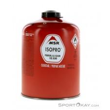 MSR Isopro 450g Gaskartusche-Rot-450