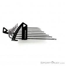 Topeak Torx Wrench Set Torxschlüssel-Grau-One Size