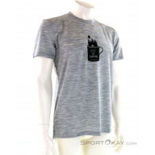 Super Natural Graphic Tee Camper Herren T-Shirt