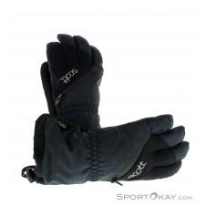 Scott Ultimate Premium GTX Damen Handschuhe Gore-Tex-Schwarz-M