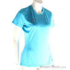 Mammut Mönch Light Damen T-Shirt-Blau-34