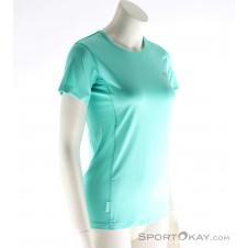 Kari Traa Nora Tee Damen T-Shirt-Türkis-XS