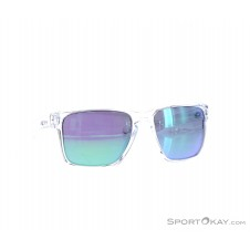 Oakley Sliver XL Clear Sonnenbrille-Weiss-One Size