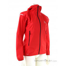 Haglöfs L.I.M Proof Multi Damen Outdoorjacke-Rot-XS
