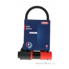 Abus 440 Alarm 230mm + USH Halterung Fahrradschloss-Schwarz-One Size