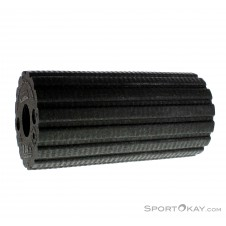 Blackroll Groove Standard Faszienrolle-Schwarz-One Size