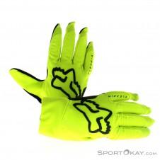 Fox Flexair Glove Bikehandschuhe-Gelb-S