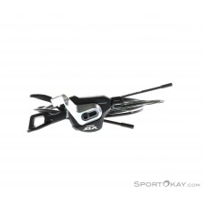 Shimano SLX SL-M7000 11-Speed Schalthebel-Schwarz-One Size
