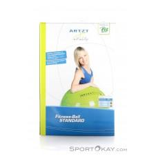 Artzt Vitality Standard 75cm Gymnastikball-Blau-One Size