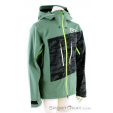 Ortovox 3L Guardian Shell Jacket Herren Skijacke-Grün-M
