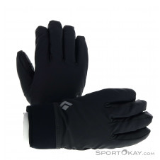 Black Diamond Heavyweight Softshell Handschuhe-Schwarz-M