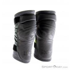 IXS Carve EVO+ Knee Guard Knieprotektoren-Grau-M