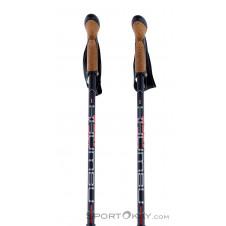 Leki Khumbu Lite 100-135cm Trekkingstöcke-Schwarz-100-135