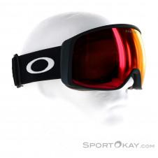 Oakley Flight Tracker XL Skibrille-Rot-One Size