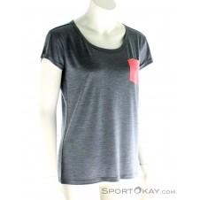 Ortovox Cool Tec Damen T-Shirt-Grau-M