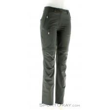 Mammut Runje Zip Off Pants Damen Outdoorhose langgestellt-Grau-80
