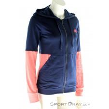 adidas Marker Tracksuit Damen Trainingsanzug-Blau-XS