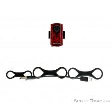 Topeak RedLite Mini USB Heckleuchte-Rot-One Size
