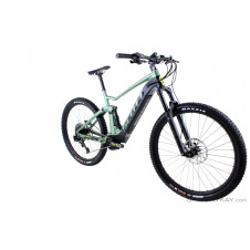 "Scott Strike eRide 910 29"" 2019 E-Bike All Mountainbike-Grün-M"