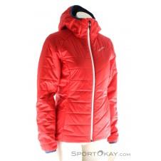 Ortovox Piz Bernina Jacket Damen Tourenjacke-Pink-Rosa-XS