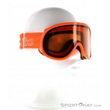 POC POCito Retina Kinder Skibrille-Orange-One Size