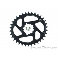 Sram Oval X-Sync 2 Direct Mount 6mm Kettenblatt-Schwarz-36