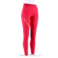 Dynafit Ultra Long Tights Damen Laufhose-Pink-Rosa-38