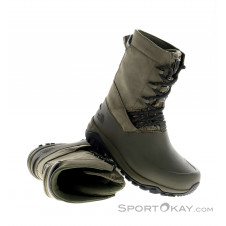 The North Face Yukiona Mid Boot Damen Winterschuhe -Oliv-Dunkelgrün-7,5