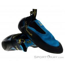 La Sportiva Cobra Kletterschuhe-Blau-42